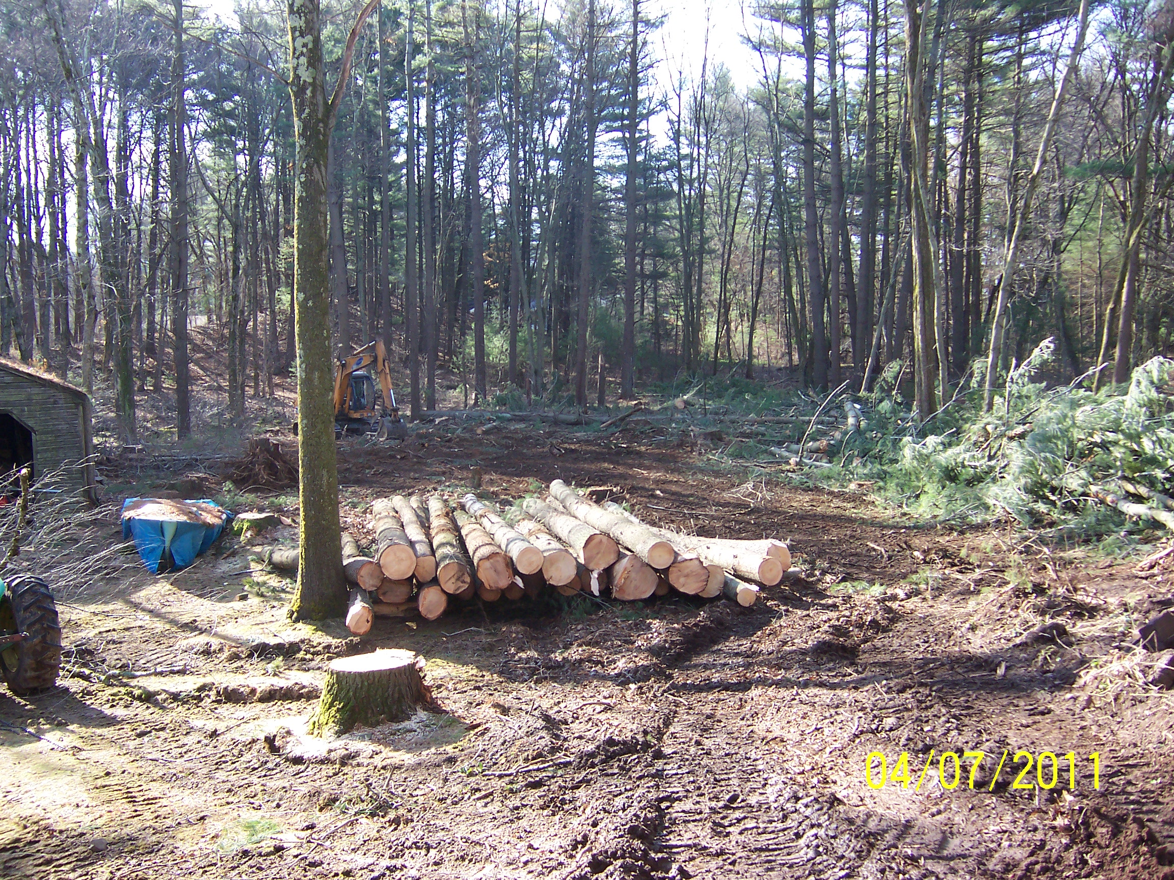 K & B Diversified Services | Excavation | Septic | Enfield CT | 860